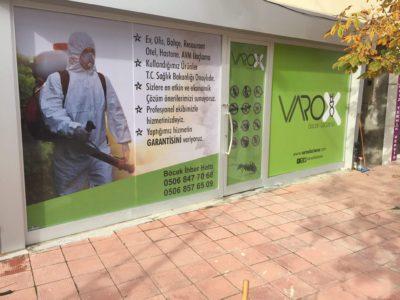 Varox İlaçlama Vanvey Baskı
