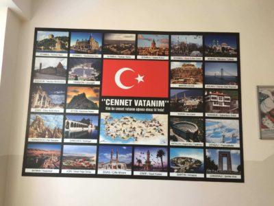 Türkiye Köşesi Okul