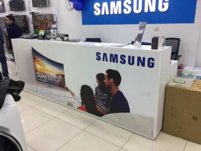 Sultanbeyli Samsung Folyo Baskı