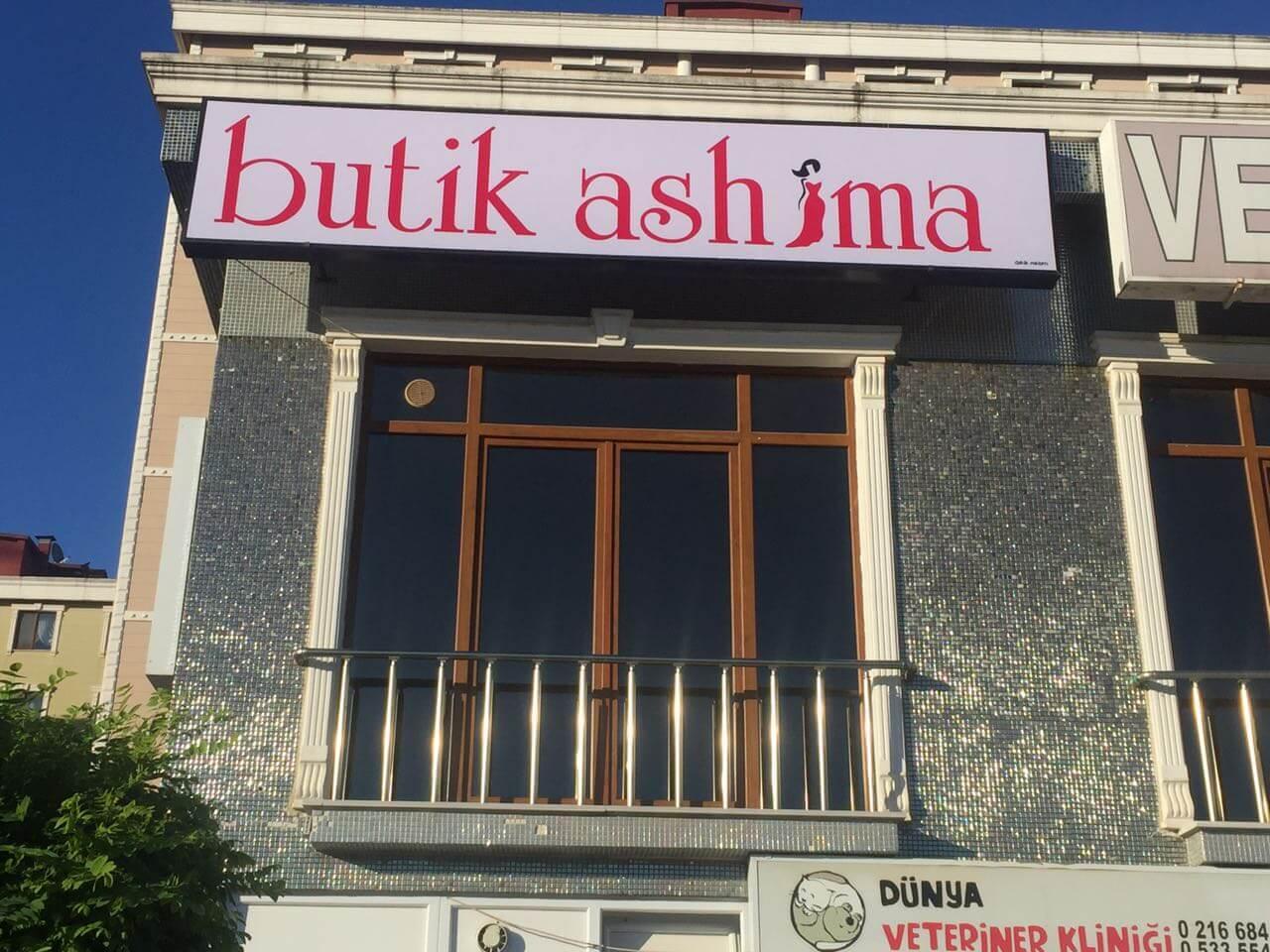 Kurtköy Tabela Ashima