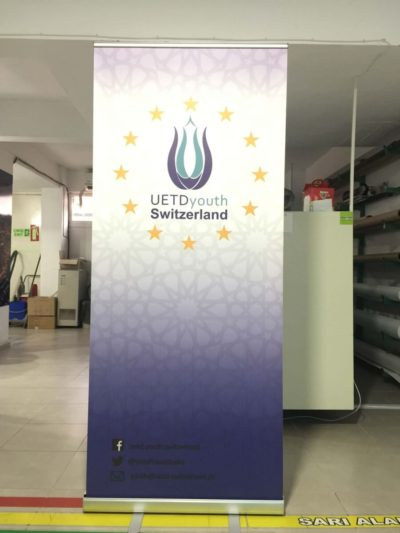 Rollup Banner 80x200