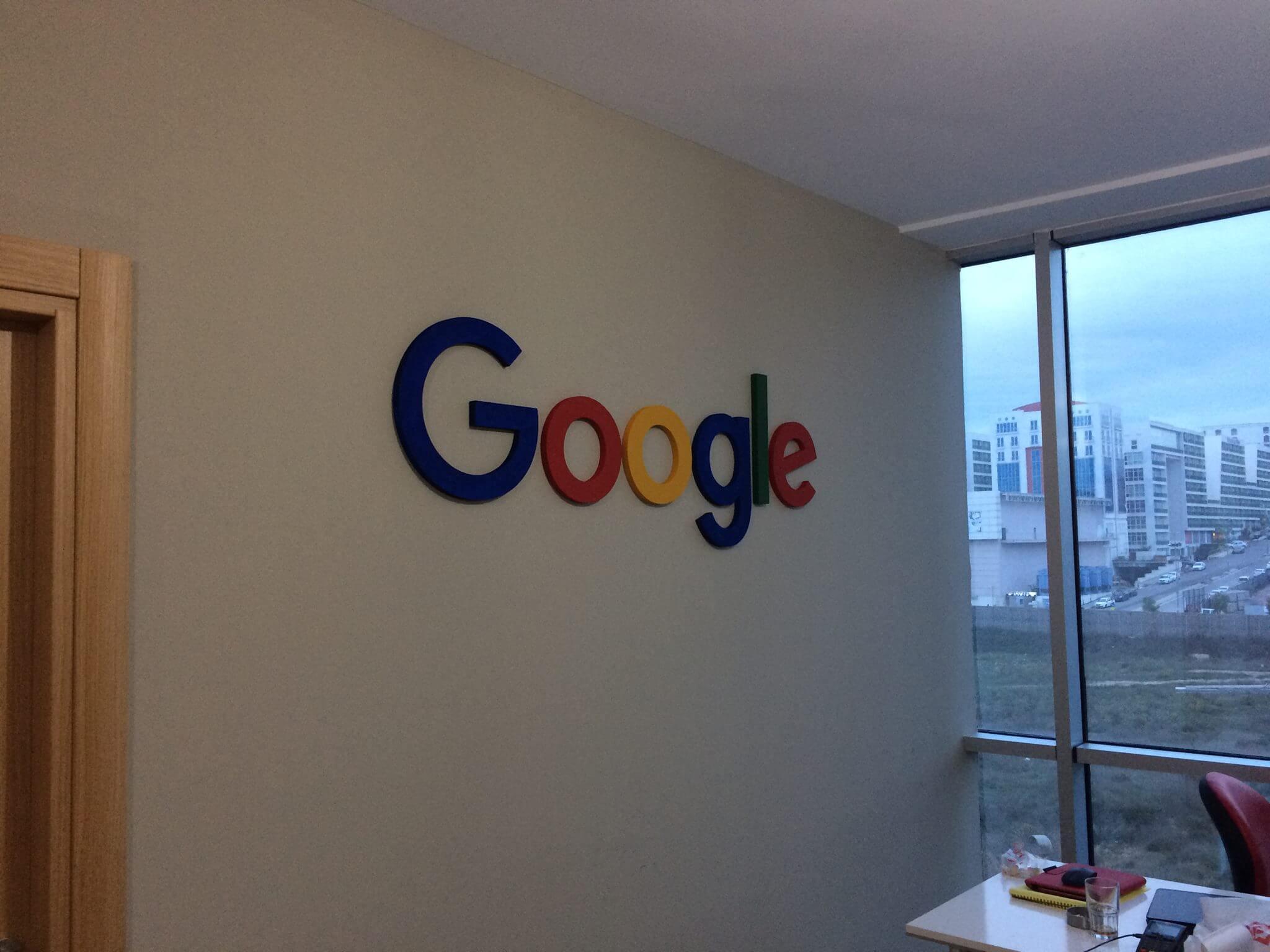 Google Strafor Logo