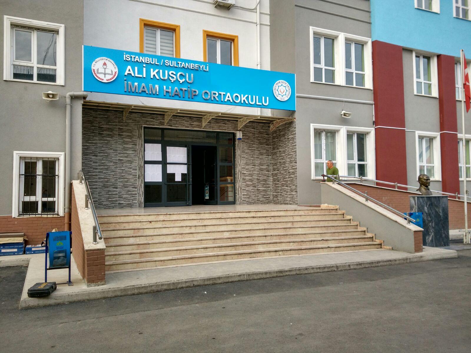 Krom Harf Ali Kuşçu