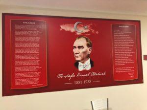Mustafa Kemal Atatürk Foreks Uygulama