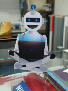 Robot Maketi