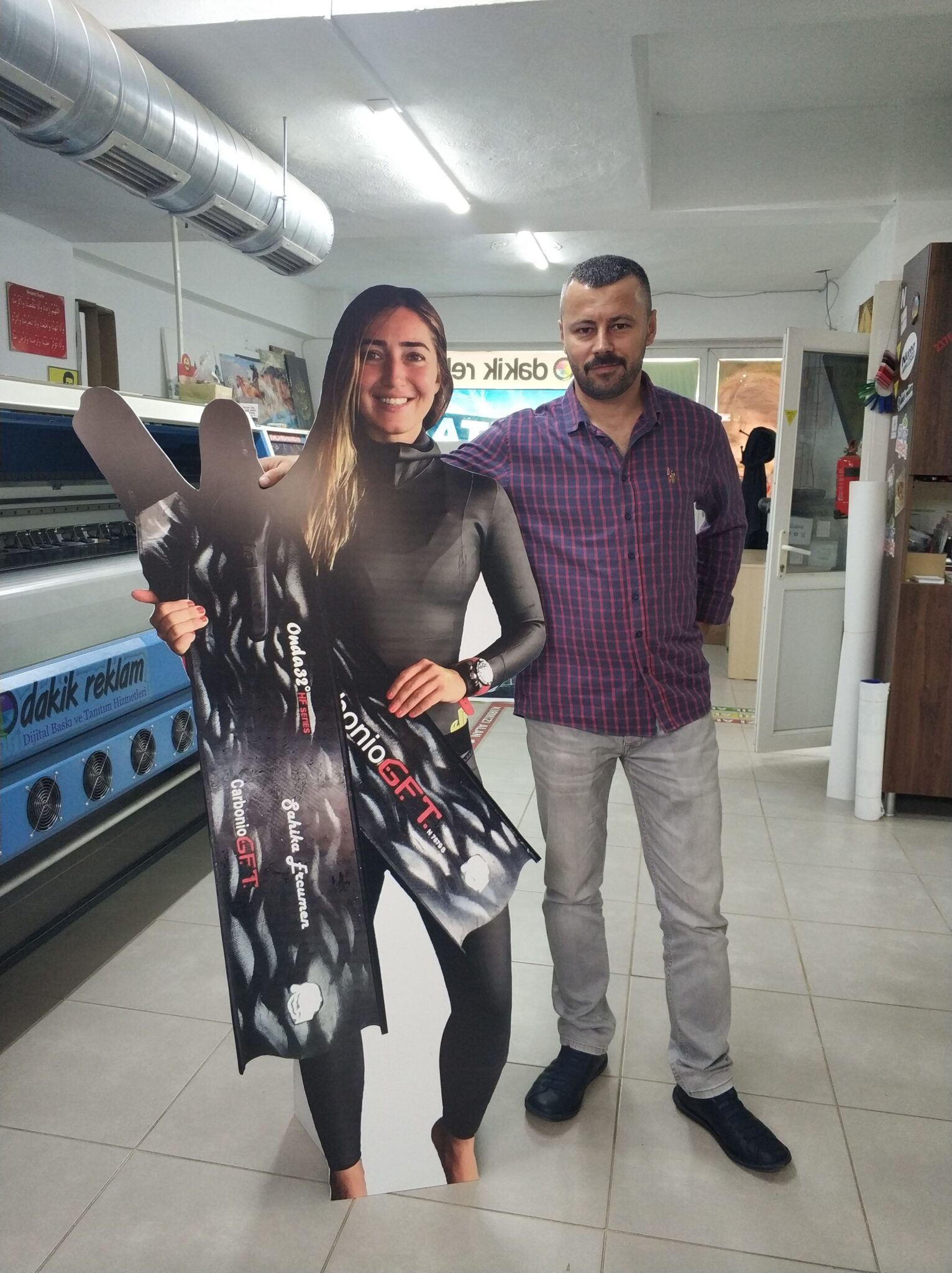 Cut Out Şahika Ercüman