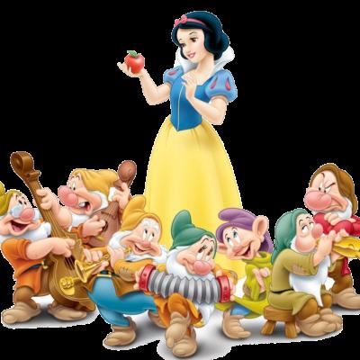 7 Cüceler ve Prenses