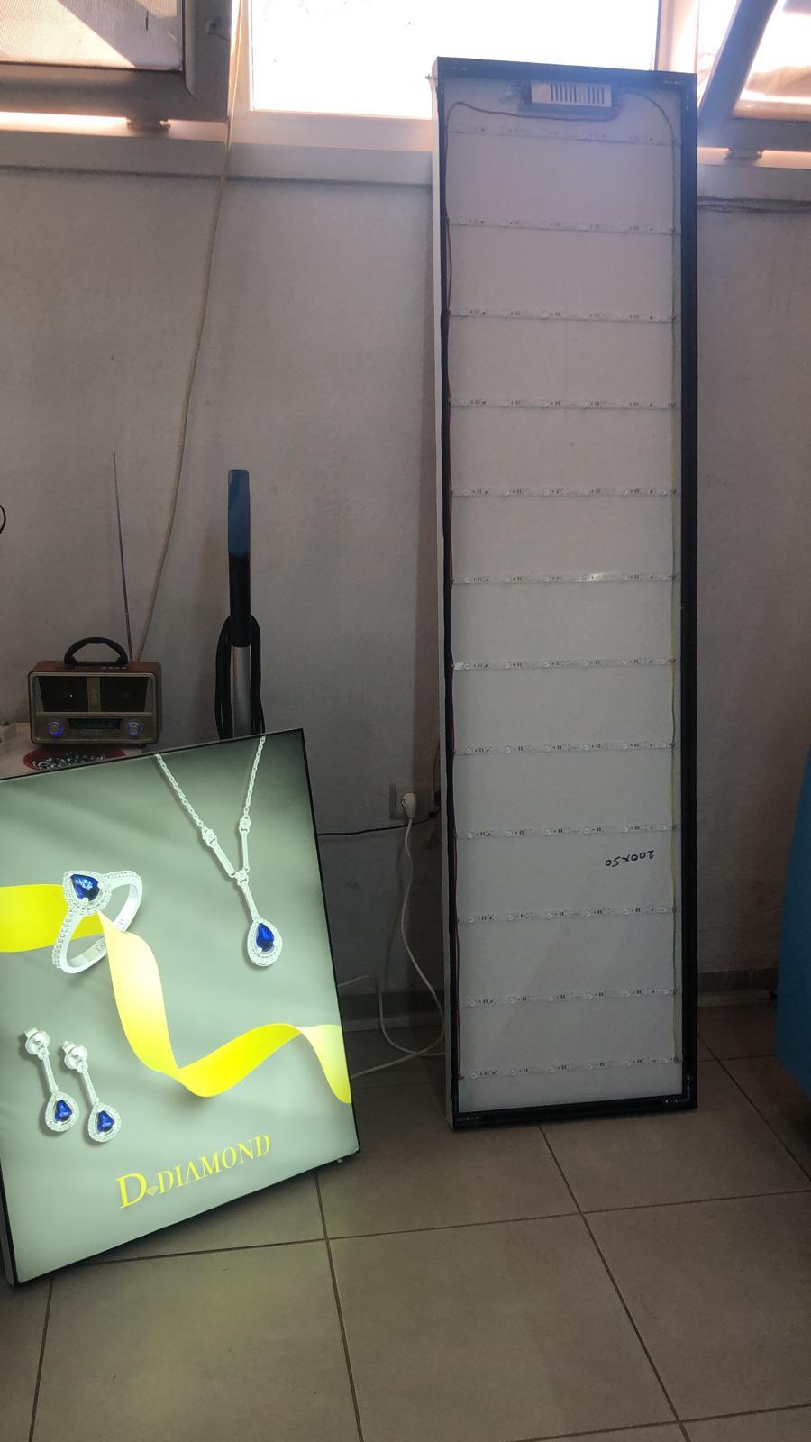 Led box ışıklı tabela
