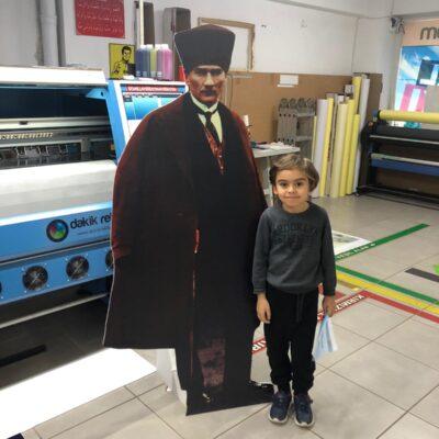 2D Maket Atatürk