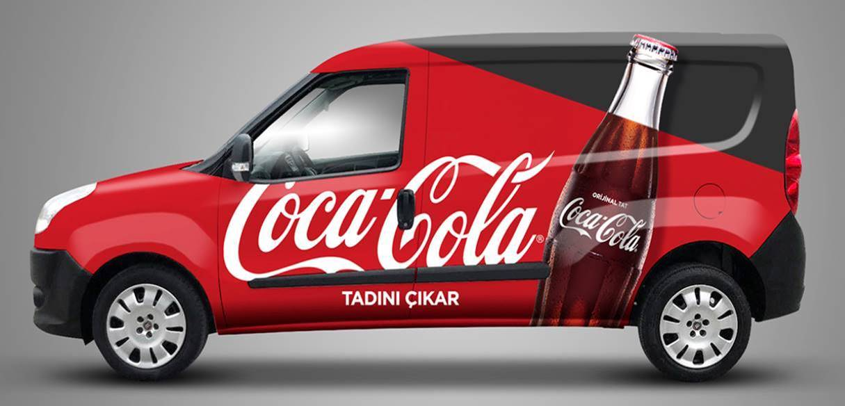 Doblo Maxi Reklam gİYDİRME